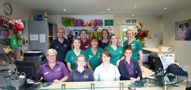 Why work for Garston Vets in Somerset & Wiltshire