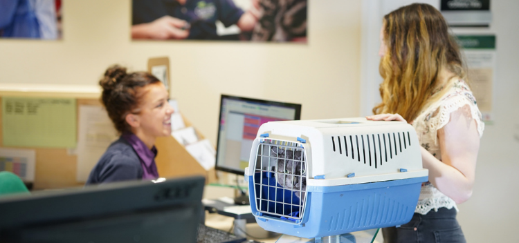 Register your pet with Garston Vets